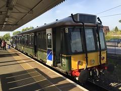 Chiltern Railways 121034