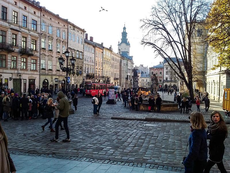 Lviv - Rynok Meydanı