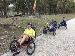 Kerrville weekend 056 Sunday country road trike crew from John Karwoski