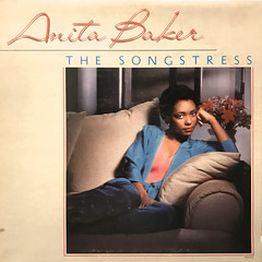 ANITA BAKER:THE SONGSTRESS(JACKET A)