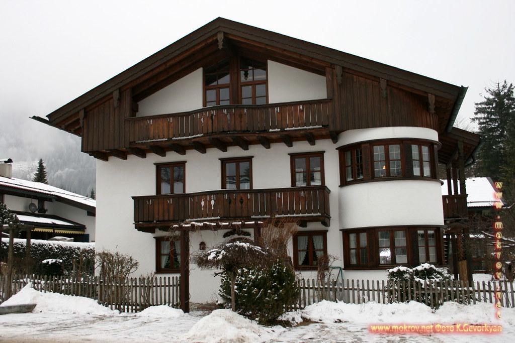 Бавария фотозарисовки