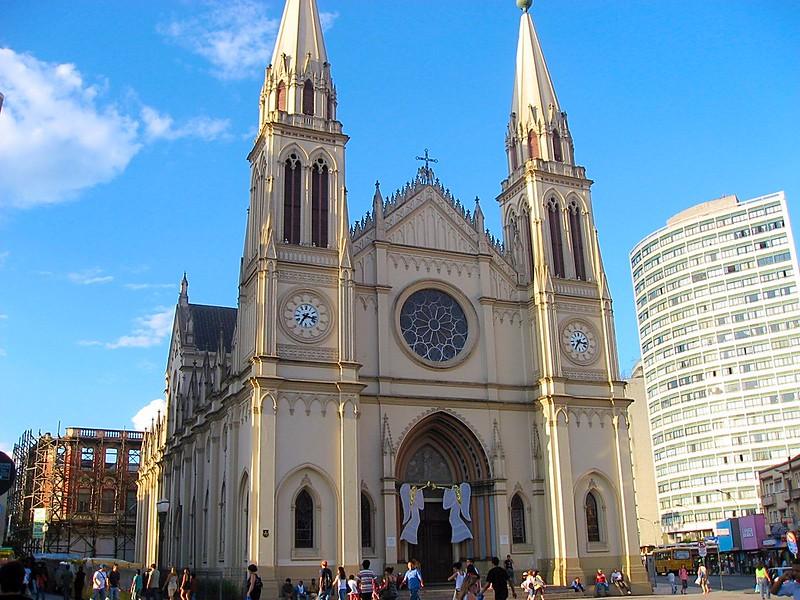 Curitiba nice Brazilian city