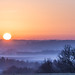 Sunrise across Worcestershire -  sequence (6 of 6)