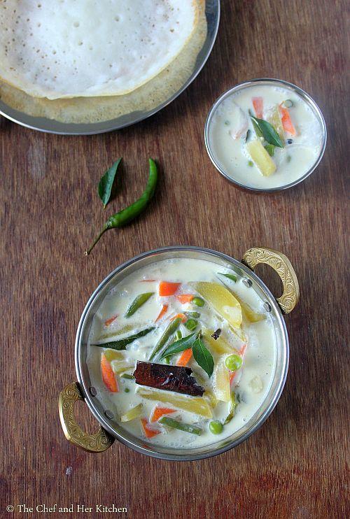 kerala veg stew