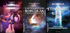 David Wilcock könyvei magyarul