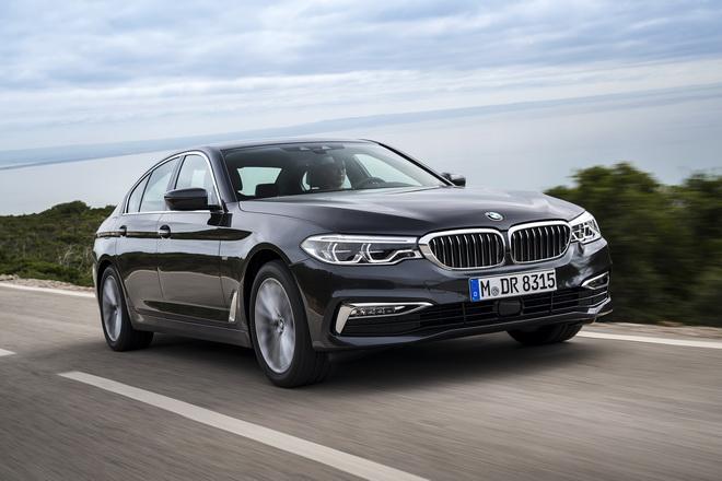 [新聞照片一] 全新BMW 520d體驗科技之美專案隆重呈獻