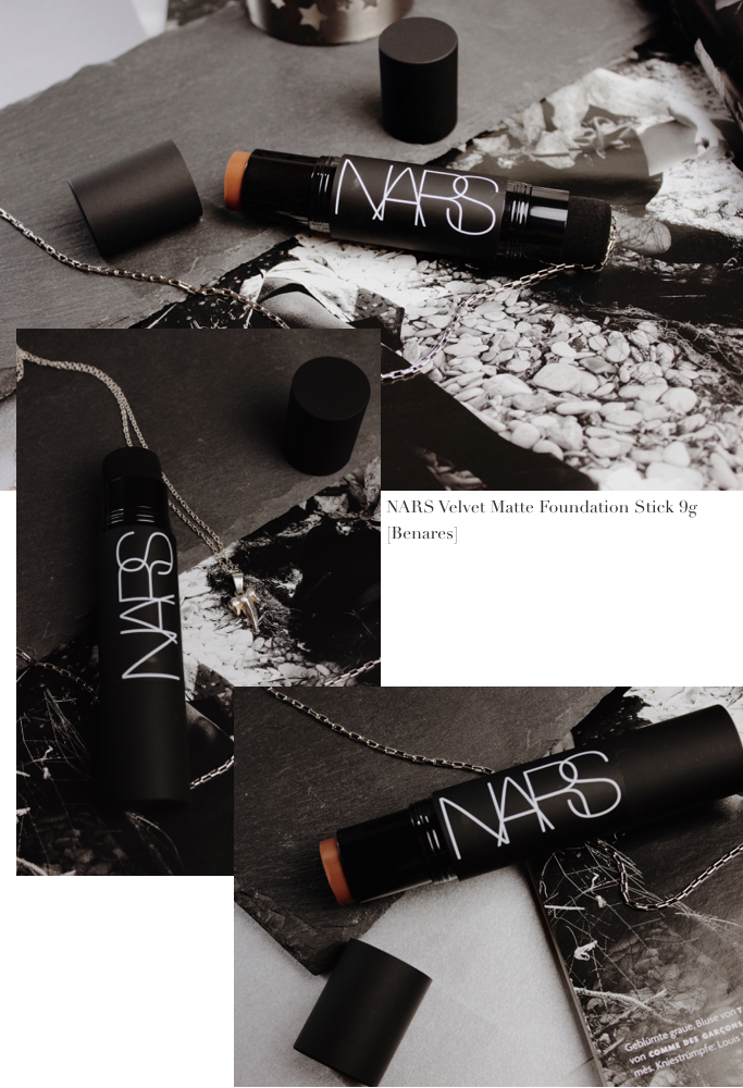 NARS Velvet Matte Foundation Stick