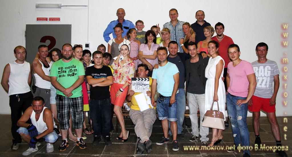 Съёмочная группа сериала «Карпов».