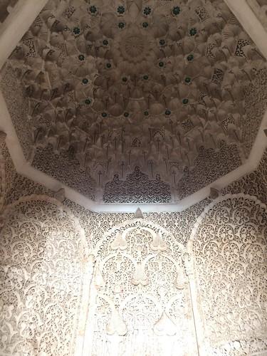 天井も綺麗