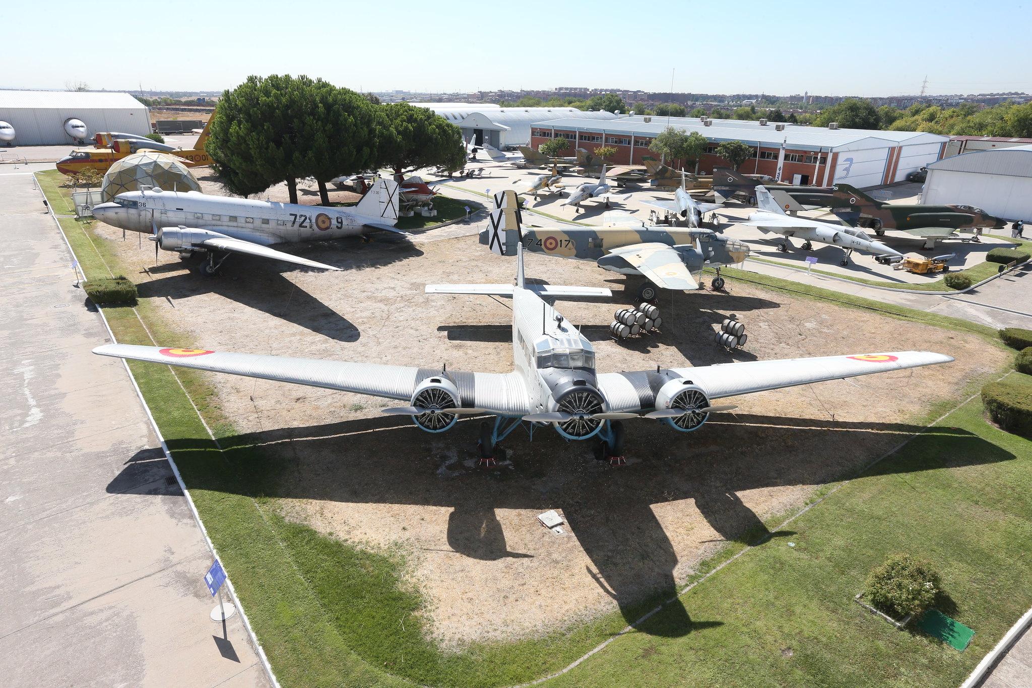Concurso de Pintura Rápida Museo del Aire