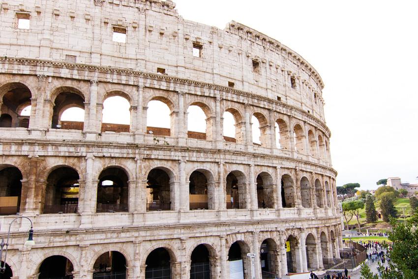 rooma colosseum forum romanum-0781