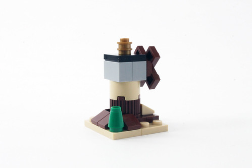 LEGO Seasonal Christmas Build Up (40253) - Day 5