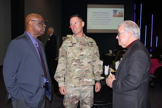 MRC Luncheon - COL Perry