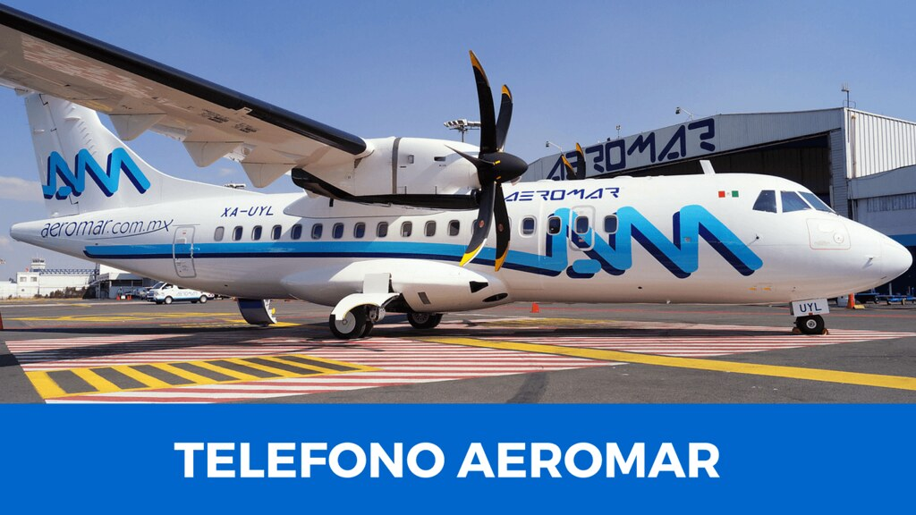 Telefono Aeromar