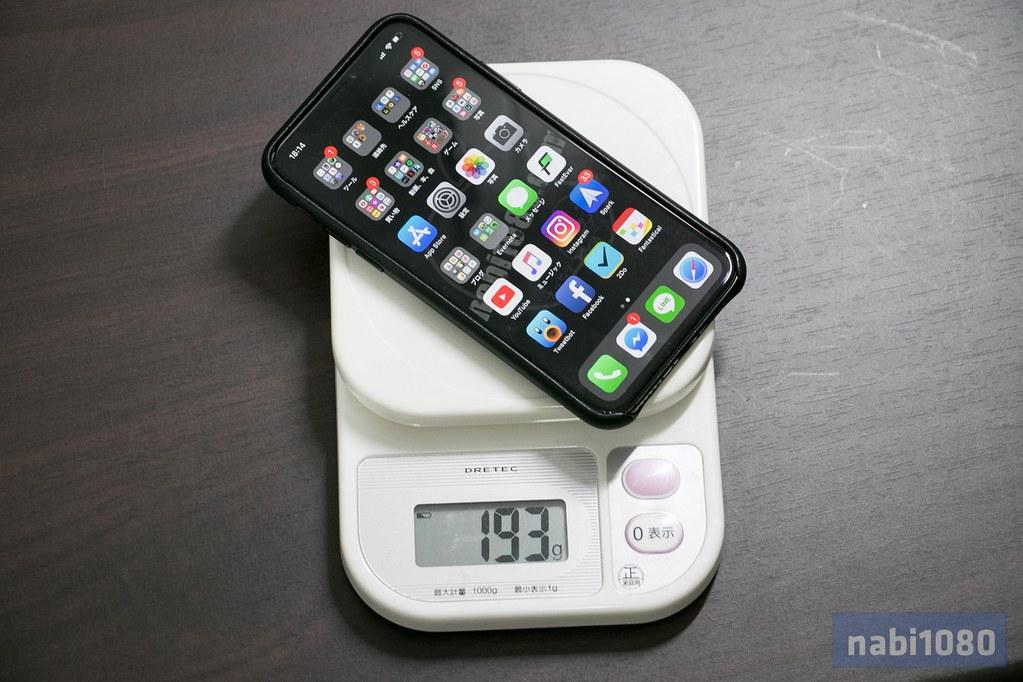 iPhone X 純正レザーケース10
