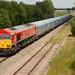 66020, Highworth Junction 25.7.17
