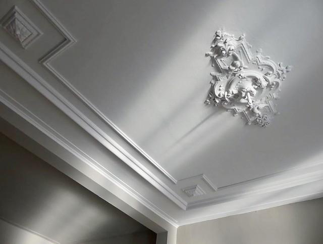 Klassiek plafond ornament