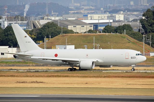 第1輸送航空隊第404飛行隊 KC-767 97-3603 IMG_7052_2
