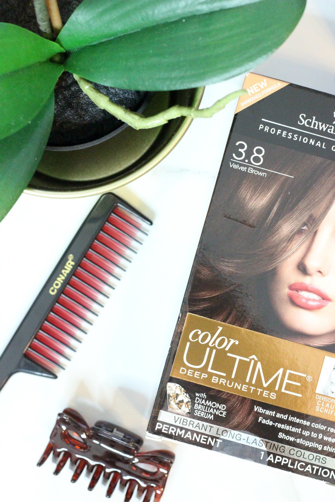 Fall Makeover Schwarzkopf Color Ultime #FashionColorExpert