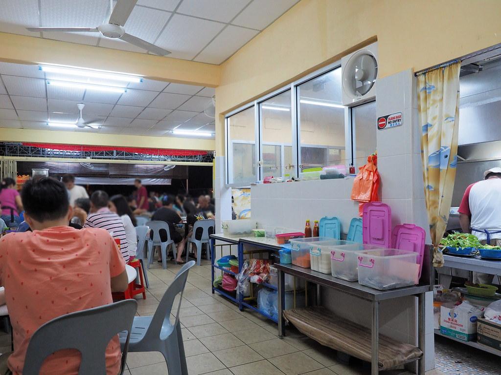 Inside of Restoran Wah Xing, Ipoh