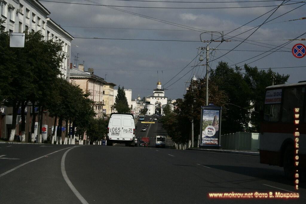 Город Владимир Фотографии