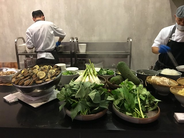 現煮的麵食@宜蘭礁溪寒沐酒店