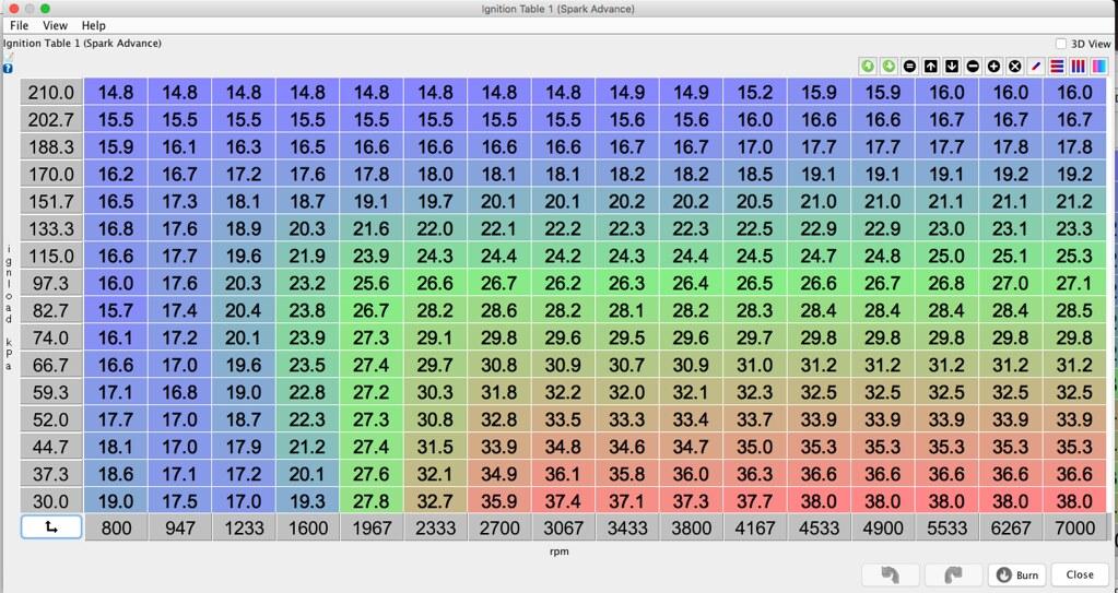 6G Celicas Forums > MS3PRO EVO on 4th Gen 3sgte