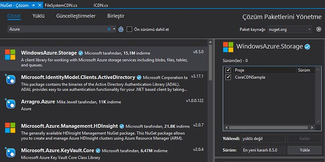 2017-11-12 16_09_39-CoreCDNSample - Microsoft Visual Studio