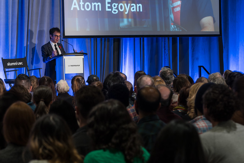 Master Mind Master Class with Atom Egoyan