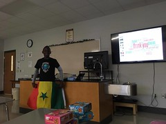 Abdoulaye Diop (YES '18 Senegal) - IEW presentation