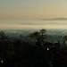 Vale of Evesham, misty autumn morning