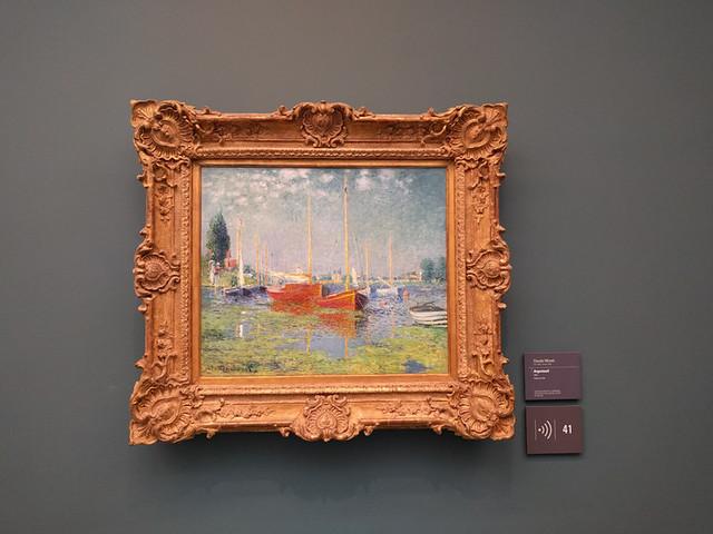 Monet @ Musée de l'Orangerie