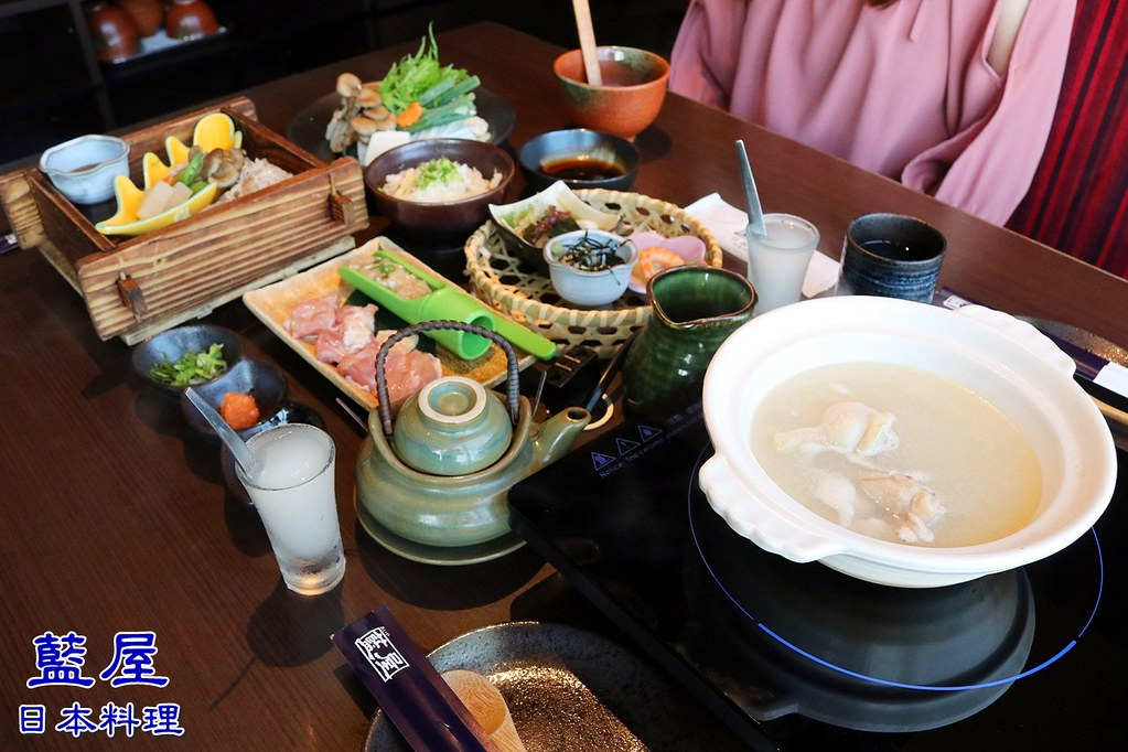 38352031132 305bc9acec b - 熱血採訪|藍屋日本料理和風御膳,暖呼呼單人火鍋套餐,銷魂和牛安格斯牛肉鑄鐵燒