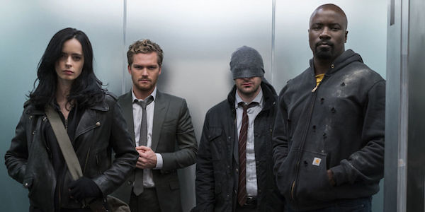 Netflix won't have any more Marvel TV shows