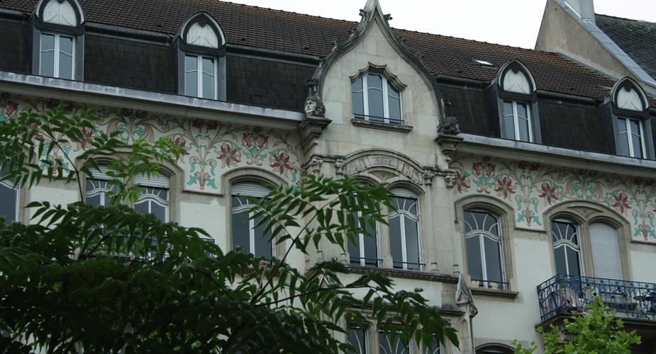 Bijzonder kunst kijken in Metz: Quartier Imperial | Mooistestedentrips.nl