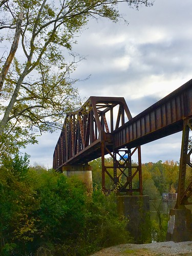 Railway Bridge (Northport, Alabama)