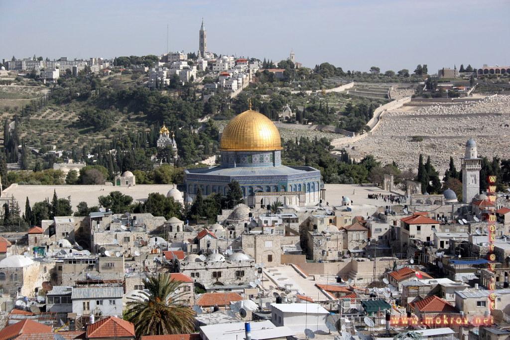 Улицы в Иерусалиме фото
