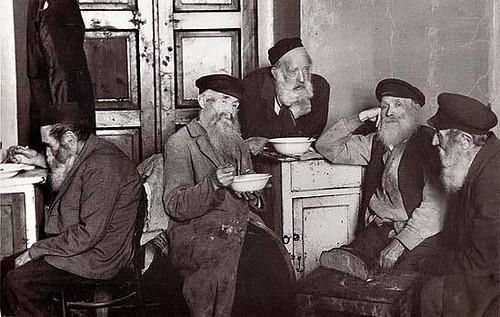 старці єврейського будинку пристарілих