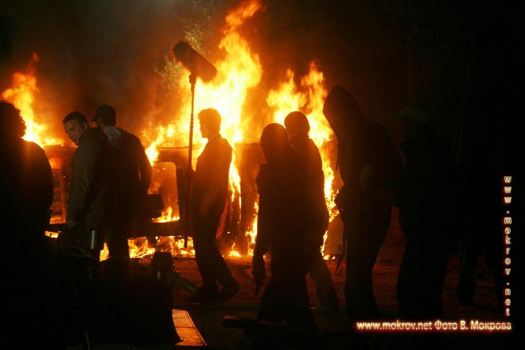 Мистика огня и фотограф