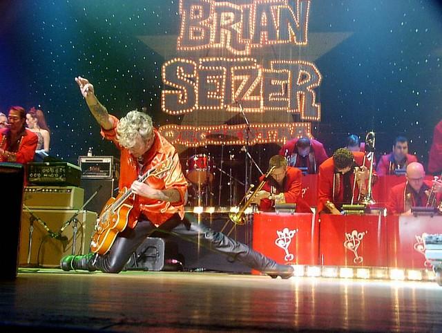 BrianSetzerChristmas
