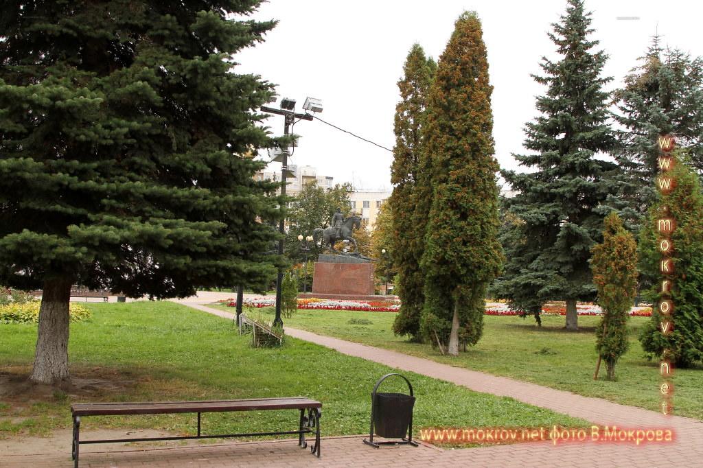 Город Калуга художественная фотография