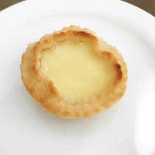 Dim Sum: Egg Tart
