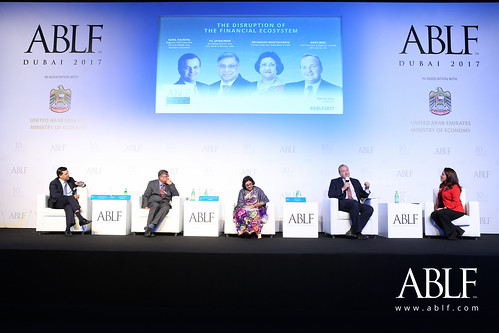 ABLForum 2017 – Session 5: The Disruption of the Financial Ecosystem