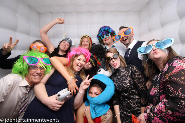 2017 Hampshire Care Awards Photo Booth