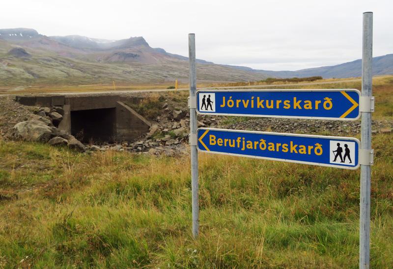 jorvikurskard-sign