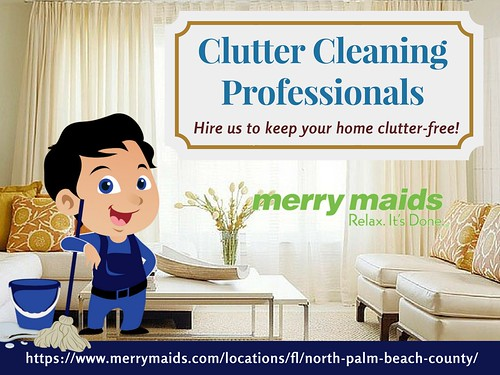 Clutter Cleanup Services in Palm Beach Gardens