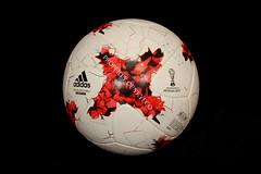 KRASAVA FIFA CONFEDERATIONS CUP RUSSIA 2017 FINAL ADIDAS MATCH BALL, GERMANY VS CHILE 06