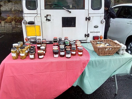 Whickham market Nov 17