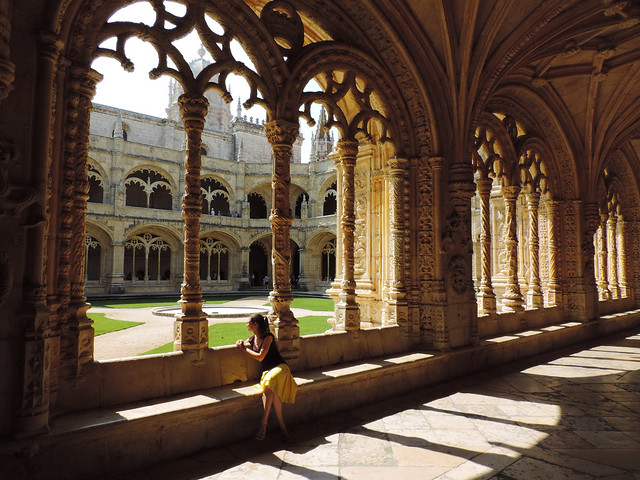 Best Photos Of 2017: Jeronimos Monastery, Lisbon