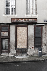 Volailles et gibier rue de Beauraing - Désertification - Photo of Navilly